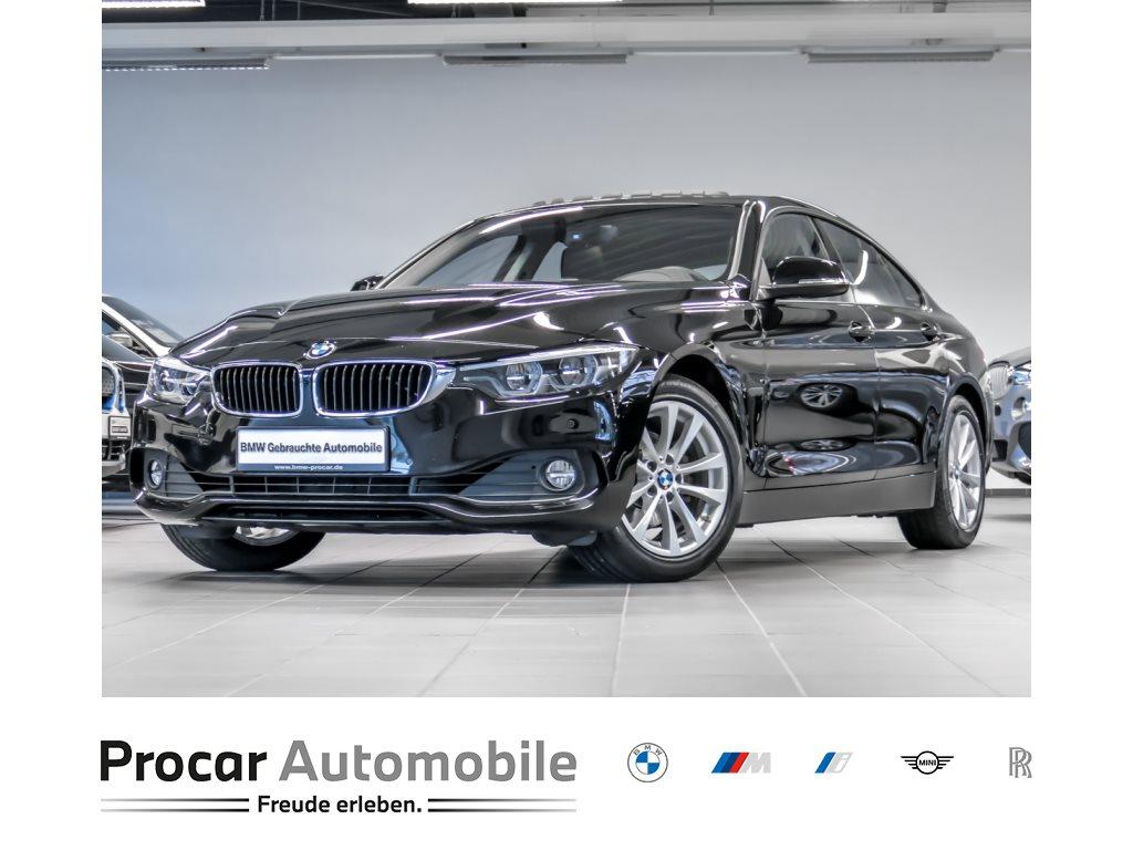 BMW 420i Advantage LED NaviProf Pano PDC DigitalCockpit, Jahr 2018, Benzin