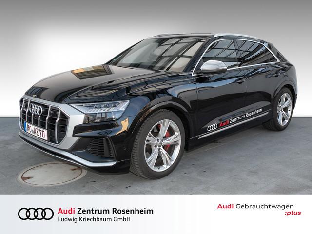 Audi SQ8 4.0 TDI quattro tiptr.(AHK,B&O,ACC,HD-Matrix) Navi Leder, Jahr 2020, Diesel