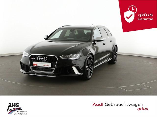 Audi RS6 Avant 4.0 TFSI quattro tiptronic LED Navi Panorama Leder GRA LM-Felge, Jahr 2014, Benzin
