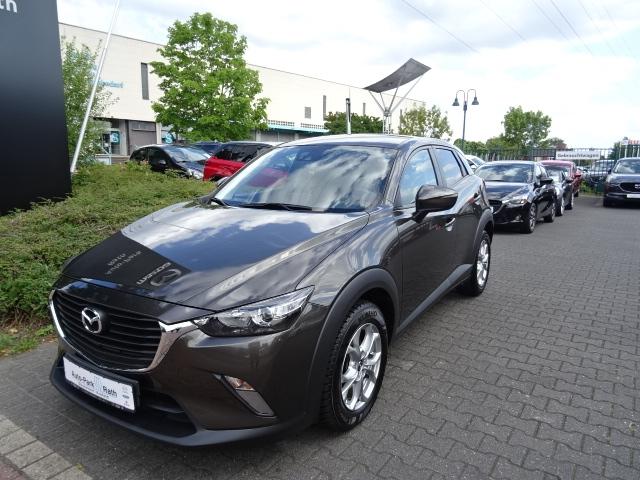 Mazda CX-3 120 PS Center-Line Touring-Paket*PDC hinten*Allwetterreifen*, Jahr 2015, Benzin