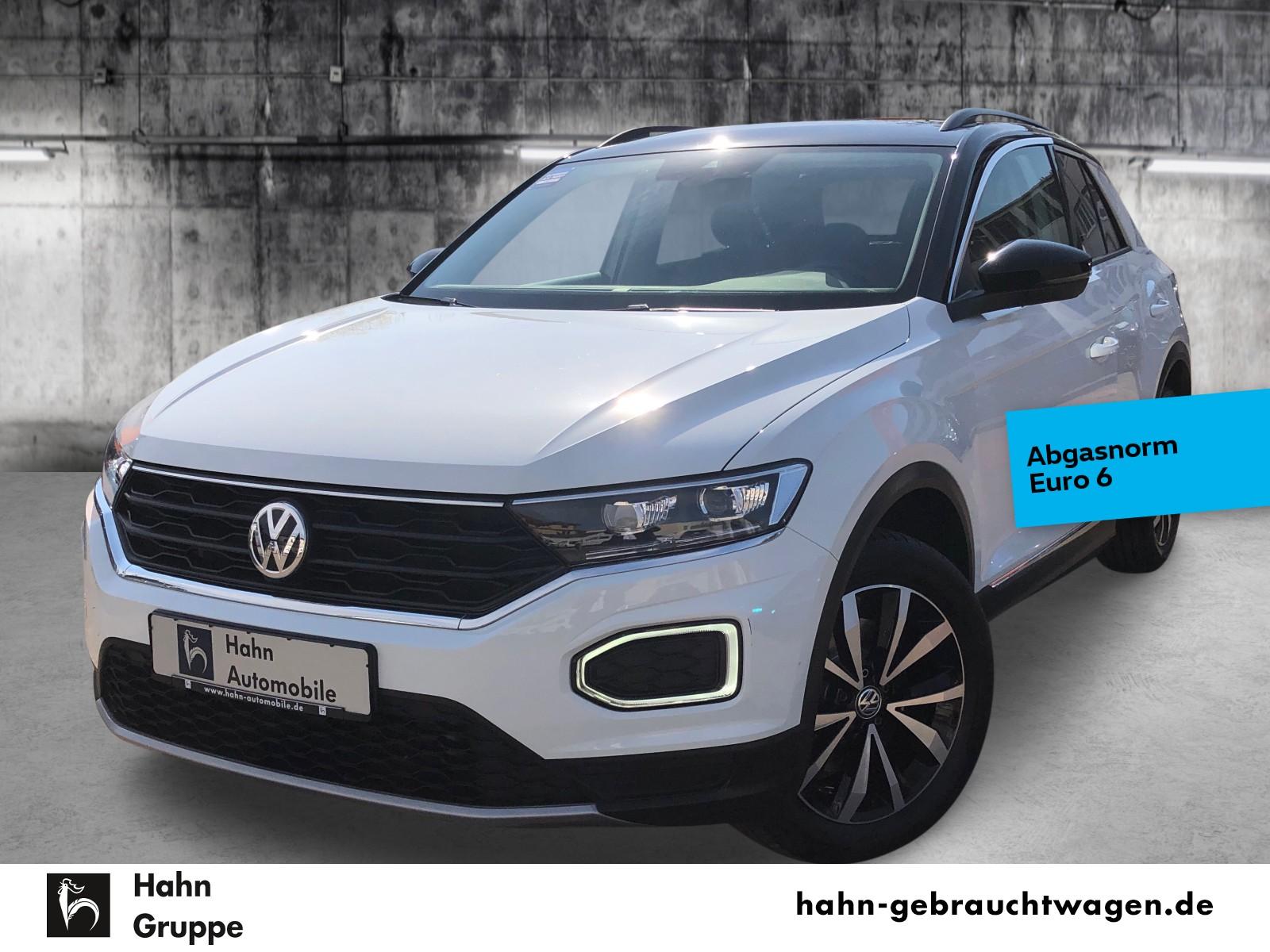 Volkswagen T-ROC Style 2.0TDI DSG 4Motion ACC LED Navi AHK, Jahr 2018, Diesel