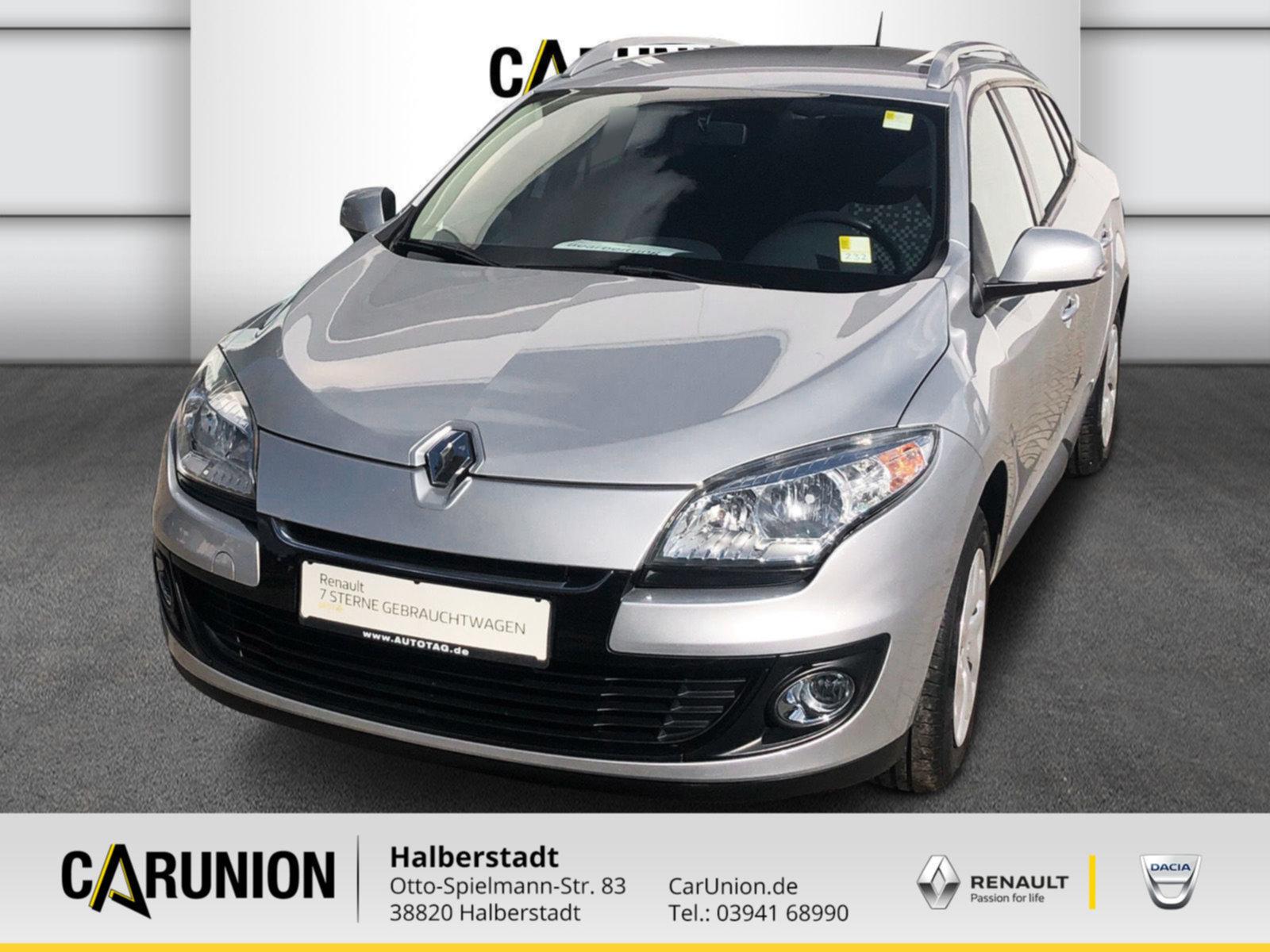 Renault Megane Gandtour 1.6 16V Paris Klima,Radio, WKR, Jahr 2014, Benzin