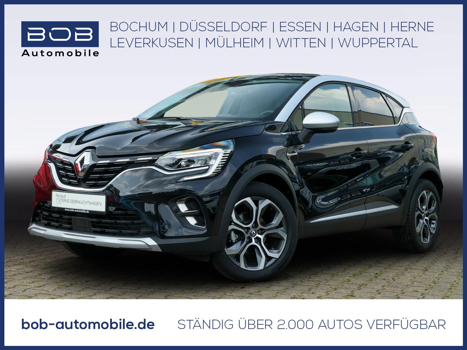 Renault Captur EDITION ONE TCe 155 EDC GPF NAVI SHZ PD, Jahr 2019, Benzin
