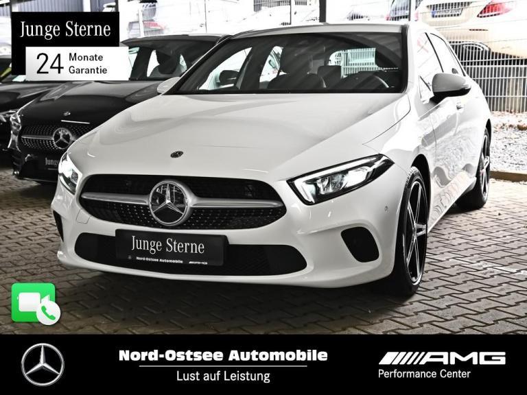 Mercedes-Benz A 200 Progressive Navi Premium LED MBUX Kamera, Jahr 2020, Benzin