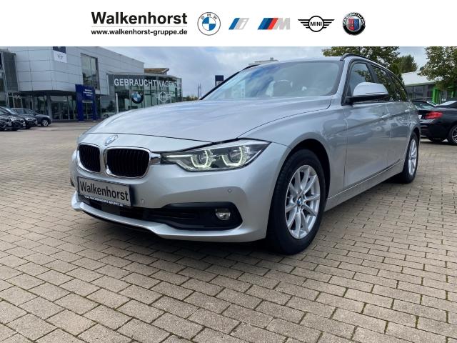BMW 320 d Eff Dyn Advantage Touring EURO 6 Aut Navi Temp Klima PDC, Jahr 2018, Diesel