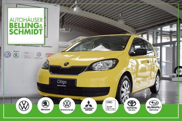 Skoda Citigo 1.0 Active Cool Edition Klima DAB, Jahr 2017, Benzin