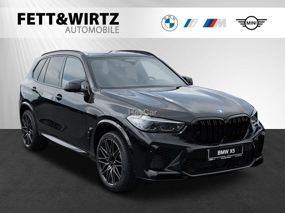 BMW X5 M Competition B&W SkyLounge Laser AHK DAProf., Jahr 2021, Benzin
