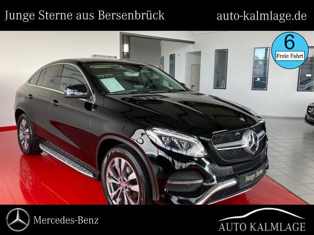 Mercedes-Benz GLE 350 d 4M Coupé Comand Luftfederung Distronic, Jahr 2016, Diesel