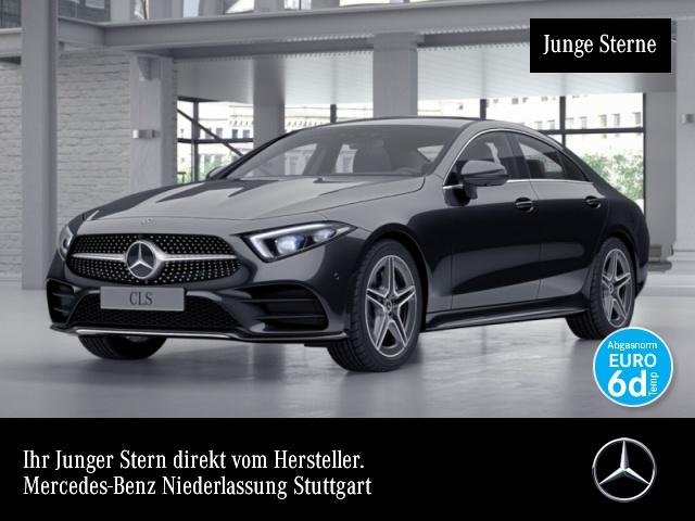 Mercedes-Benz CLS 300 d Cp. AMG WideScreen 360° Stdhzg, Jahr 2019, Diesel