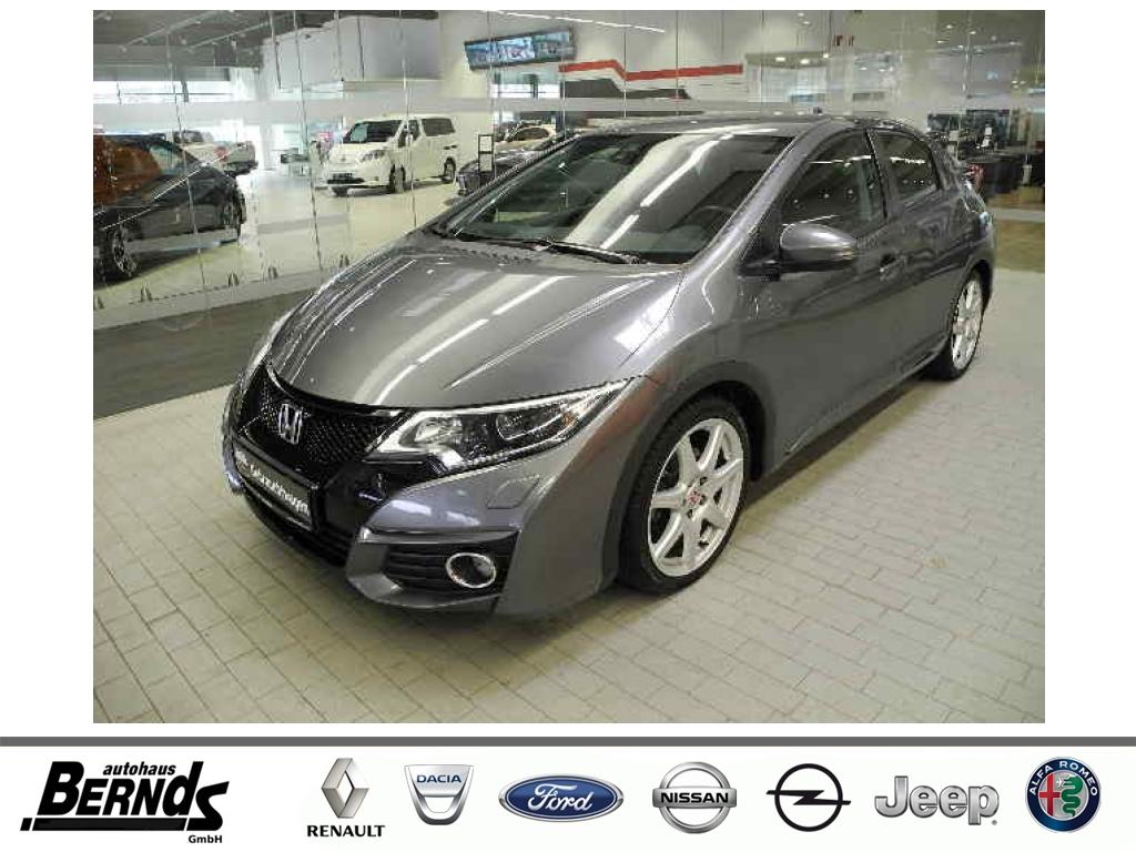 Honda Civic 1.4 i-VTEC Elegance *KAMERA/SITZHEIZUNG*, Jahr 2015, Benzin