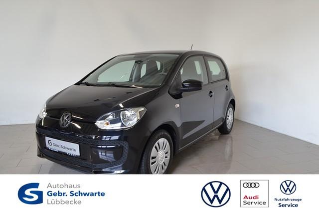 Volkswagen up! 1.0 move up! Klimaanlage Radio ZV Radio CD, Jahr 2014, Benzin