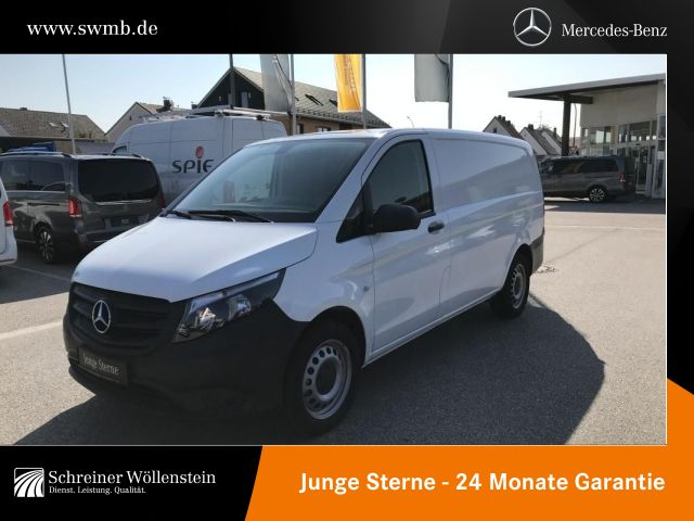 Mercedes-Benz eVito 111 KA L *Klima*Navi*3-Seats*, Jahr 2019, Elektro