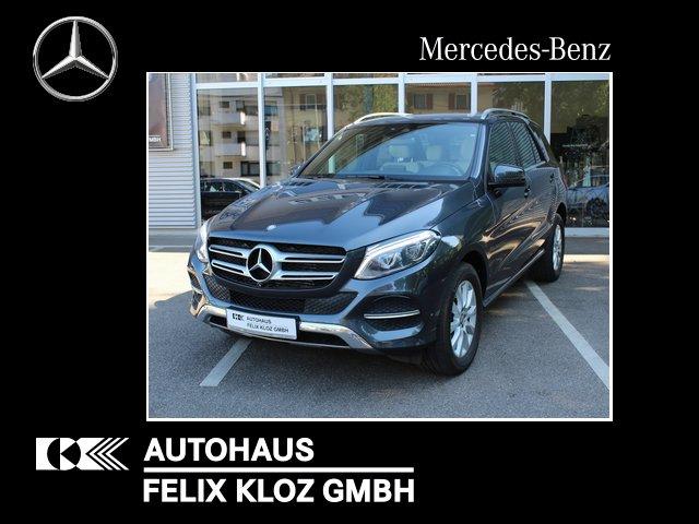 Mercedes-Benz GLE 350 d 4M COMAND LED 360°Kamera Totwinkel, Jahr 2015, Diesel