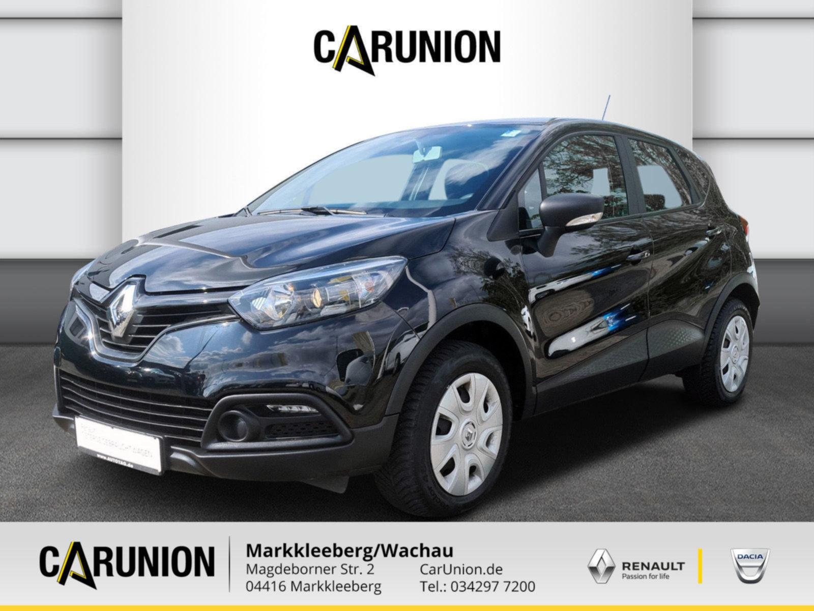 Renault Captur, Jahr 2017, Benzin