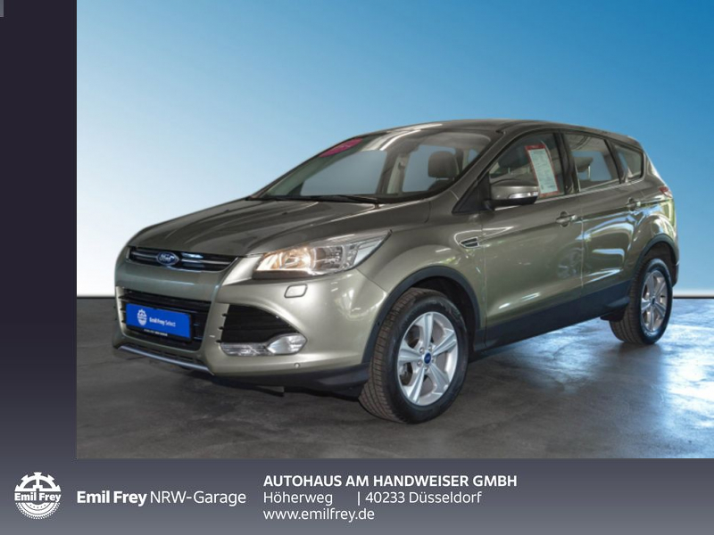 Ford Kuga 1.6 EB 2x4 Titanium Navi,Tag/Nacht-Sensor,Tempomat, Jahr 2014, Benzin