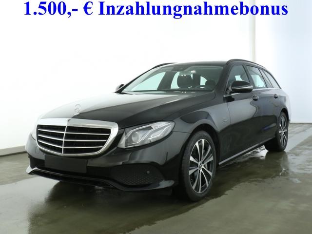 Mercedes-Benz E 300 T de+Navi+SHD+Multibeam+DAB+akt. Park-Assitent, Jahr 2020, Hybrid_Diesel
