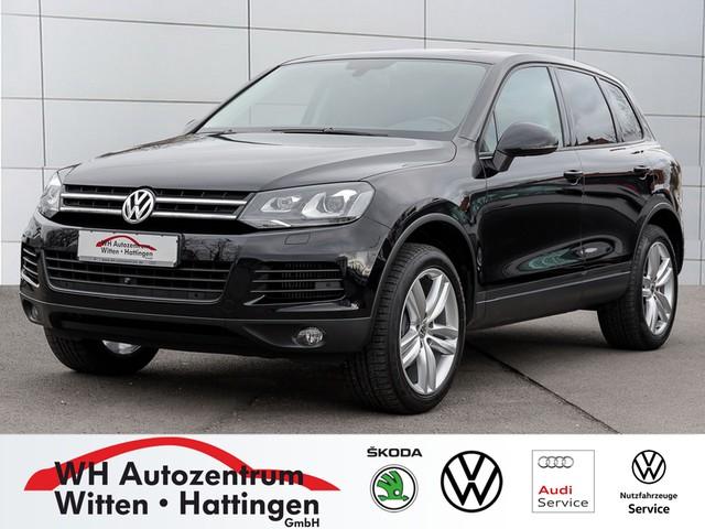 Volkswagen Touareg 3.0 TDI AHK Panorama AreaView, Jahr 2014, Diesel