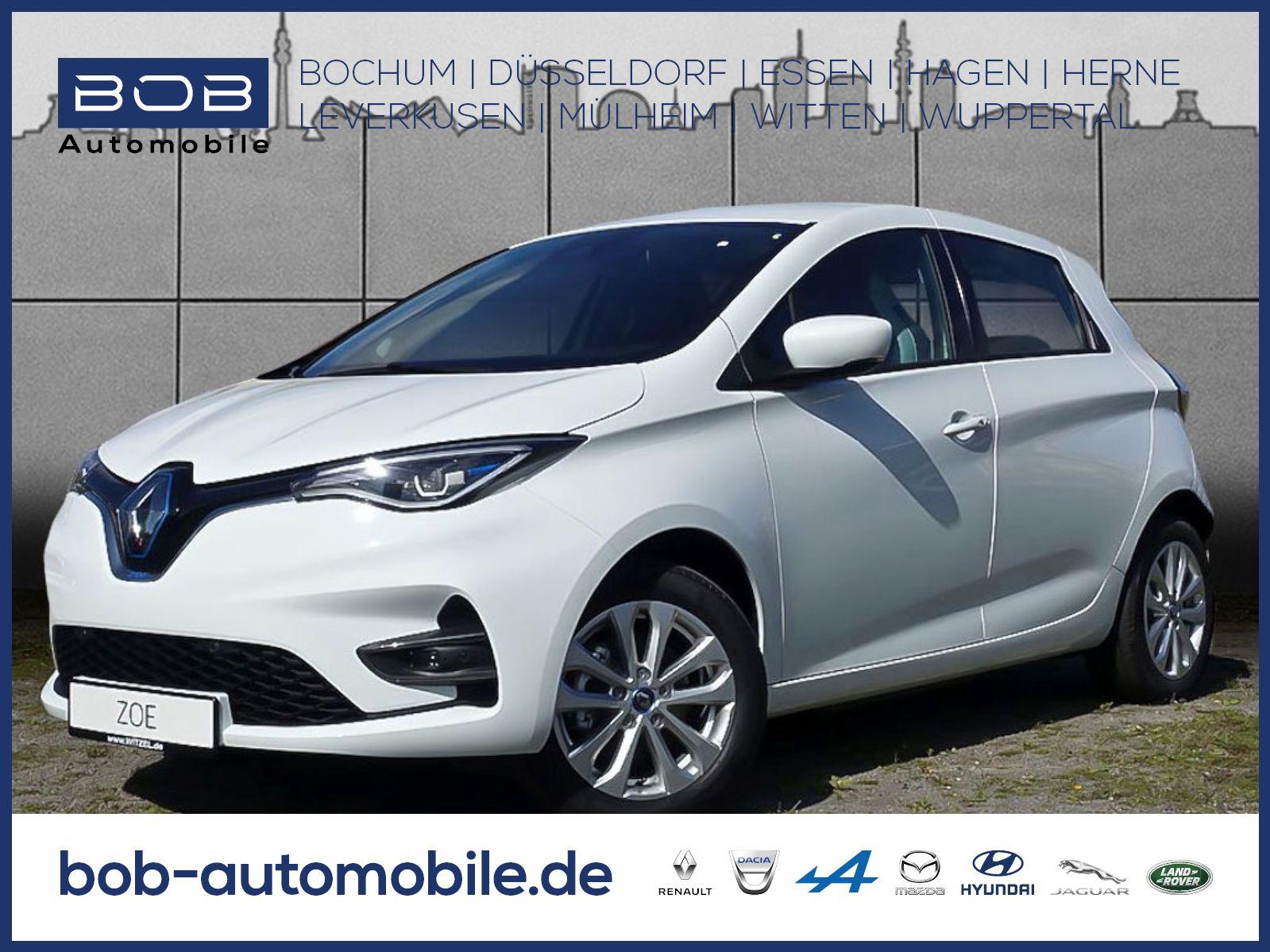 Renault ZOE EXPERIENCE R135 Z.E. 50 100% ELEKTRISCH NAVI, Jahr 2020, Elektro