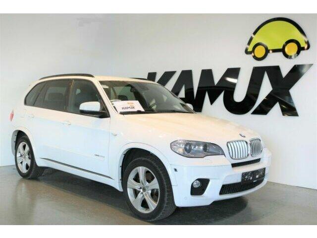 BMW X5 40d xDrive M Paket Sport +Bi-Xenon+Nav+Kamera, Jahr 2012, Diesel
