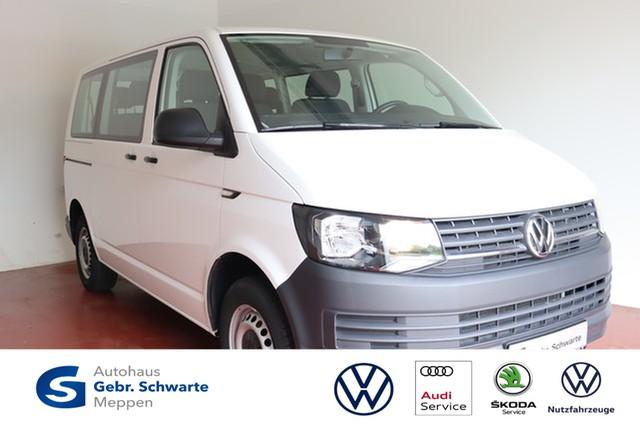 Volkswagen T6 Kombi 2.0 TDI EcoProfi KLIMA+9 SITZE, Jahr 2018, Diesel