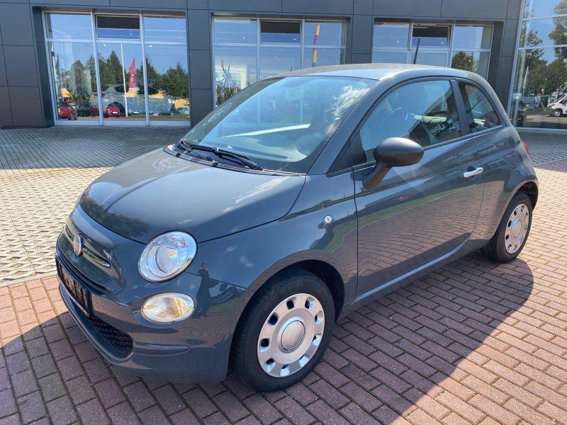 Fiat 500 Pop 1.2 69PS, Jahr 2018, Benzin