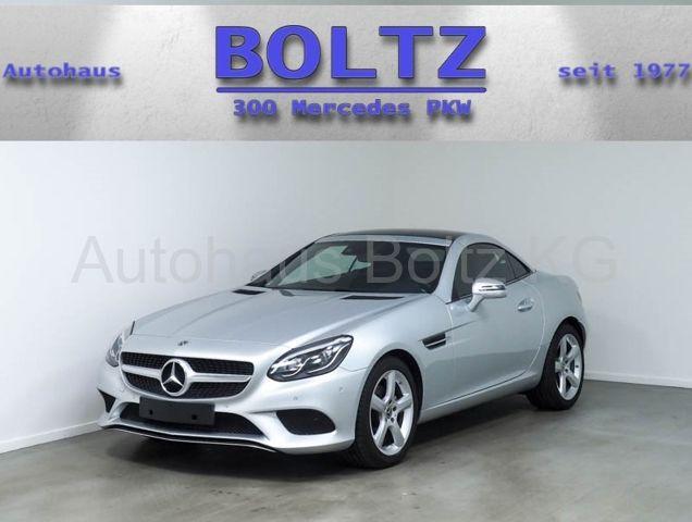 Mercedes-Benz SLC 180 Klimaaut. Memory Parkass Navi Totw. SHZ, Jahr 2019, Benzin