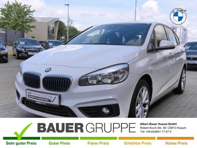BMW 225 Active Tourer xe iPerformance Advantage Navi Keyless LED-hinten LED-Tagfahrlicht Multif.Lenkrad, Jahr 2017, Hybrid