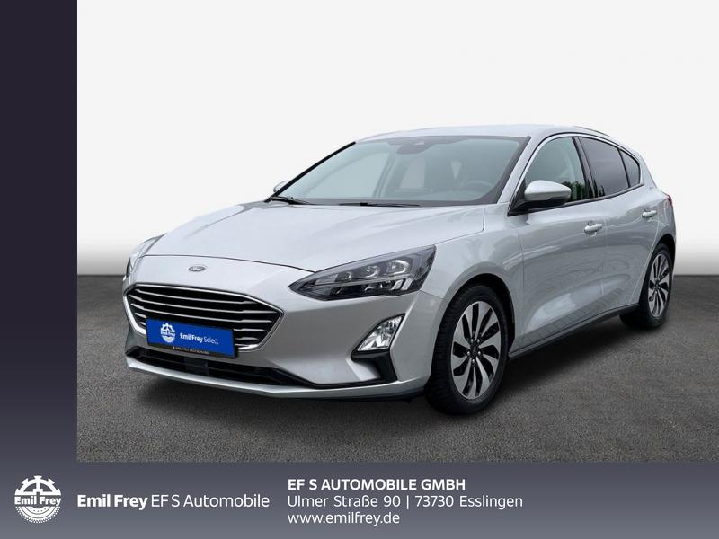 Ford Focus 1.5 EcoBlue COOL&CONNECT*LED/Klimaaut./Winterpaket*, Jahr 2019, Diesel