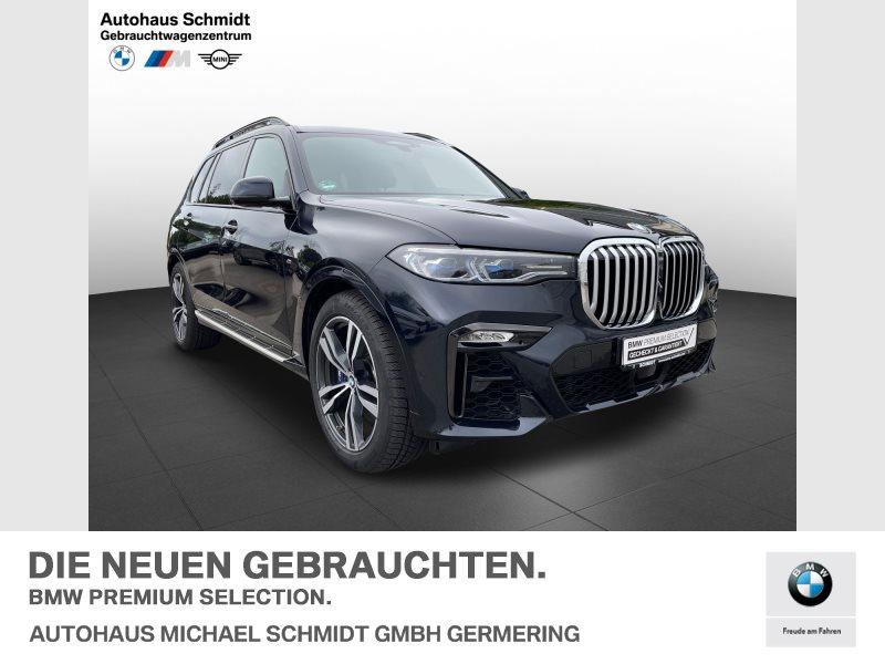 BMW X7 xDrive40d M Sportpaket*Sky Lounge*7 Sitzer*Standheizung*, Jahr 2020, Diesel