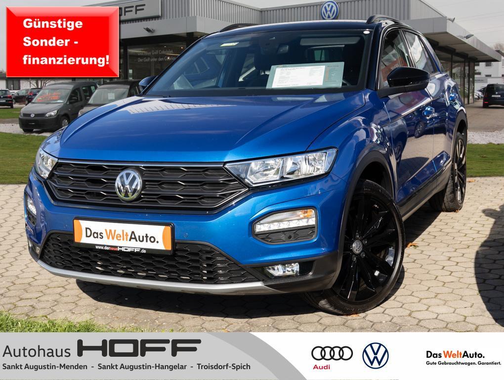 Volkswagen T-Roc 1.5 TSI Sport Black Style 19 AHK Navi, Jahr 2020, Benzin