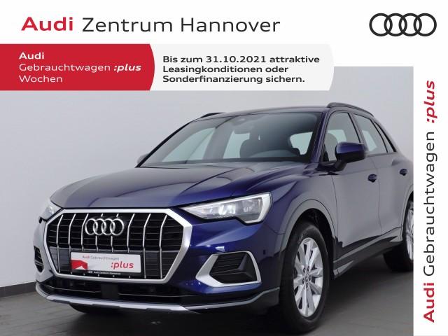 Audi Q3 35 TDI Advanced LED, virtual, ACC, Leder, Keyless, Jahr 2020, Diesel