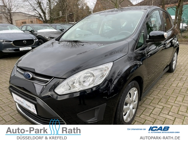 Ford C-Max 1,0l Trend, Klimaanlage,Radio/CD,Bordcomputer, Jahr 2015, Benzin