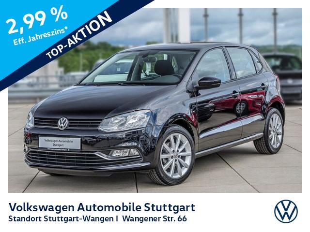 Volkswagen Polo 1.2 TSI Highline Navi GRA SHZ Bluetooth, Jahr 2017, Benzin
