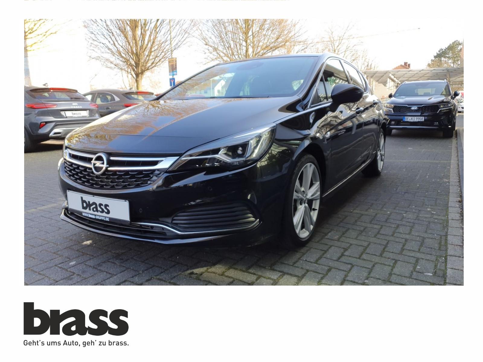 Opel Astra K 1.4 Turbo Dynamic, Jahr 2017, Benzin
