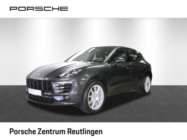 Porsche Macan S Diesel Surround View + Standheizung, Jahr 2017, Diesel