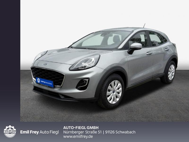Ford Puma 1.0 EcoBoost COOL & CONNECT 70 kW, 5-türig, Jahr 2021, Benzin