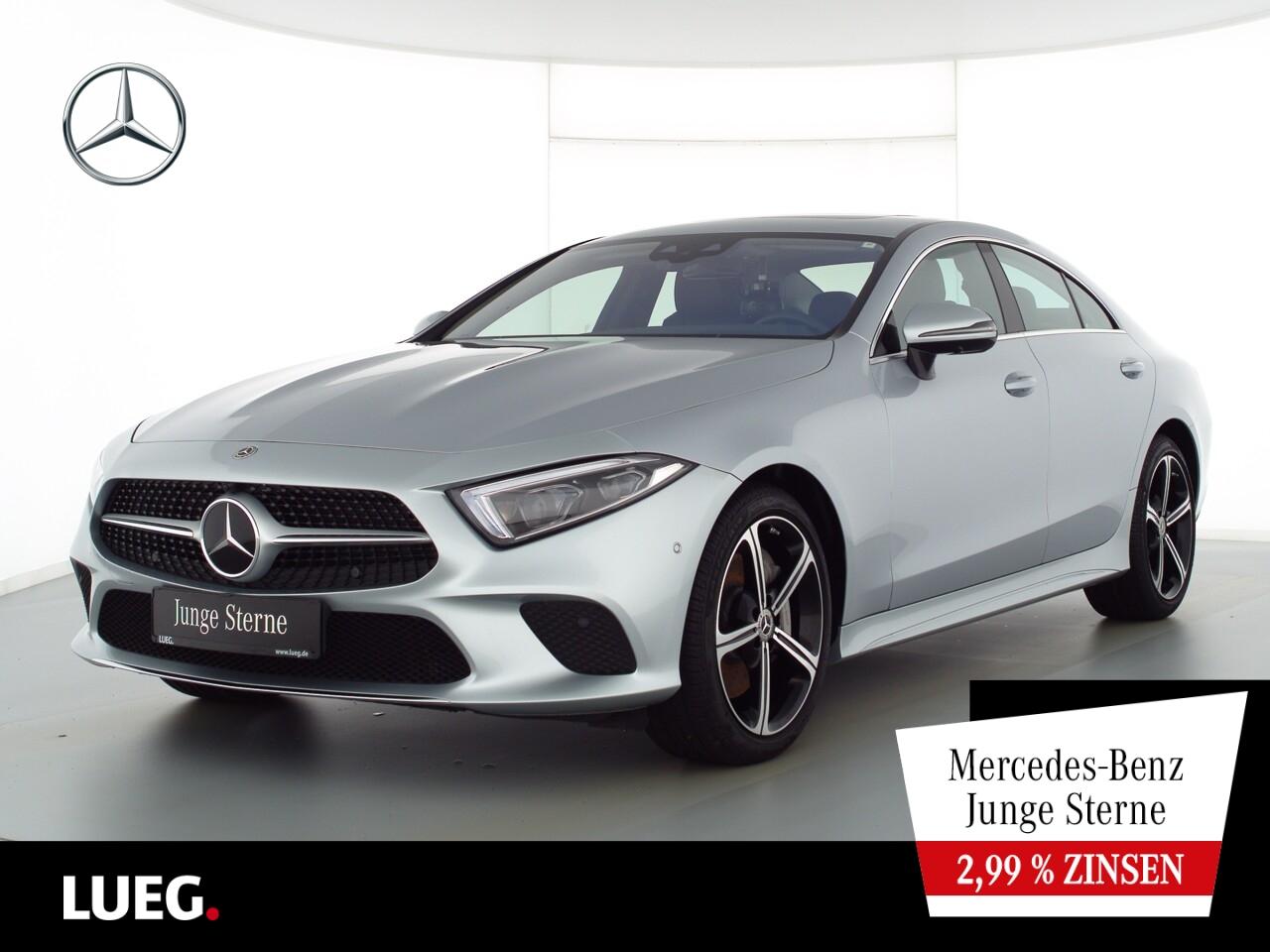 Mercedes-Benz CLS 400 d 4M MBUX+SHD+Mbeam+Widesc+19''+Distr+36, Jahr 2020, Diesel