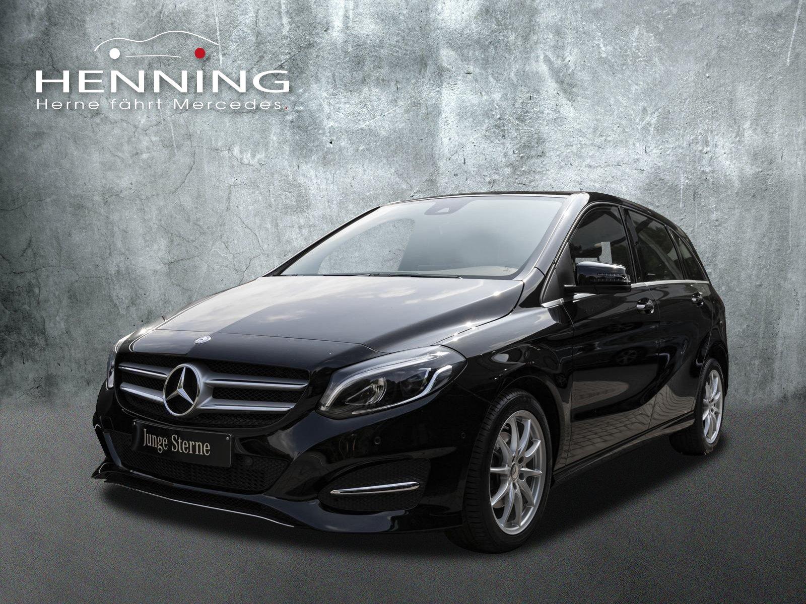 Mercedes-Benz B 200 Urban 7G Navi Klima Kamera LED Sitzhzg., Jahr 2017, Benzin