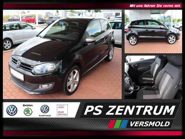 Volkswagen Polo 1.2 Edition Klima el. Fenster, Jahr 2014, Benzin