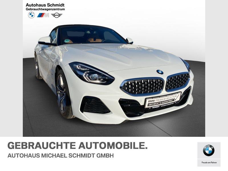 BMW Z4 sDrive20i M Sport+LIVE+PROF+ADAP-LED+DAB+H/K+HUD+ACC+, Jahr 2019, Benzin