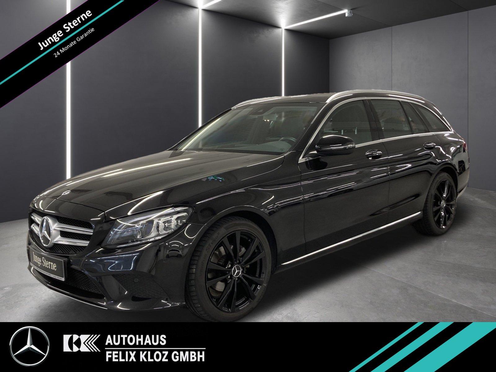 Mercedes-Benz C 180 T Avantgarde*Pano*MultiBeam*Comand*AHK*Cam, Jahr 2018, Benzin