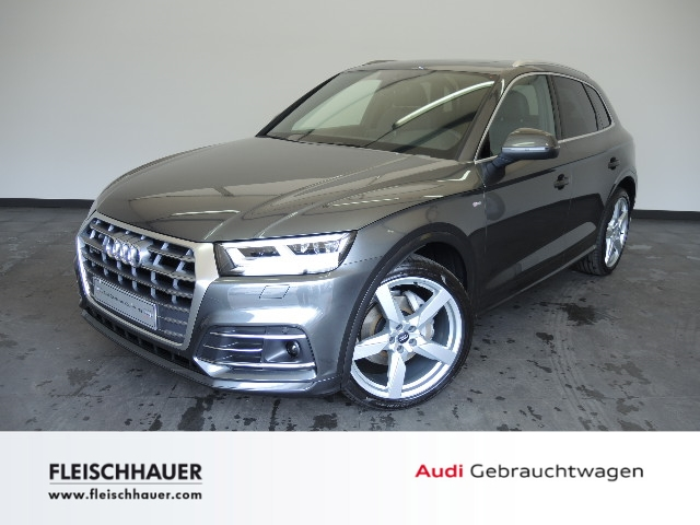 Audi Q5 sport 40 TDI quattro S tronic Head-up Display Matrix LED Panoramadach Virtual Cockpit, Jahr 2020, Diesel