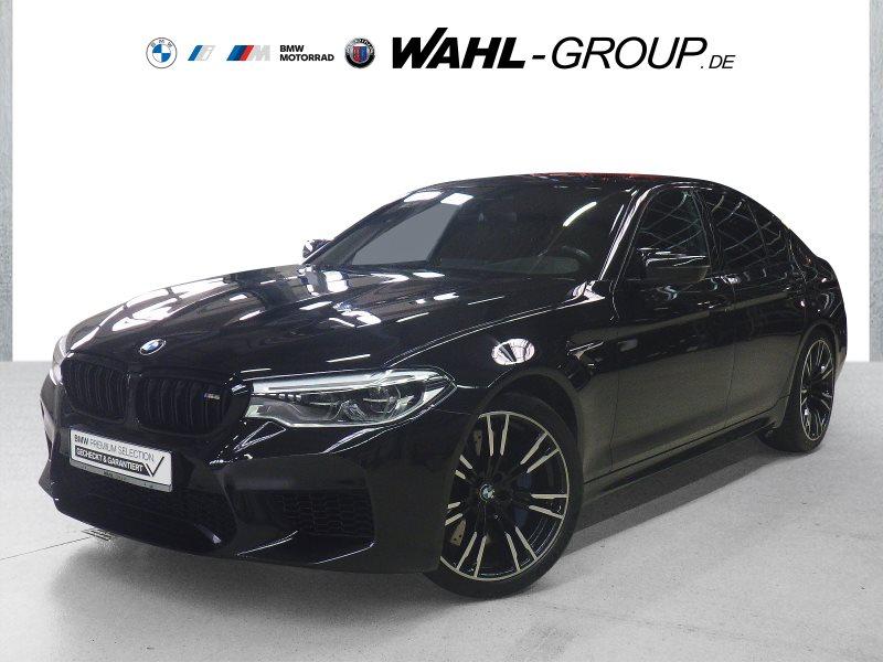 BMW M5 Limousine Gestiksteuerung B&W Surround DAB, Jahr 2018, Benzin