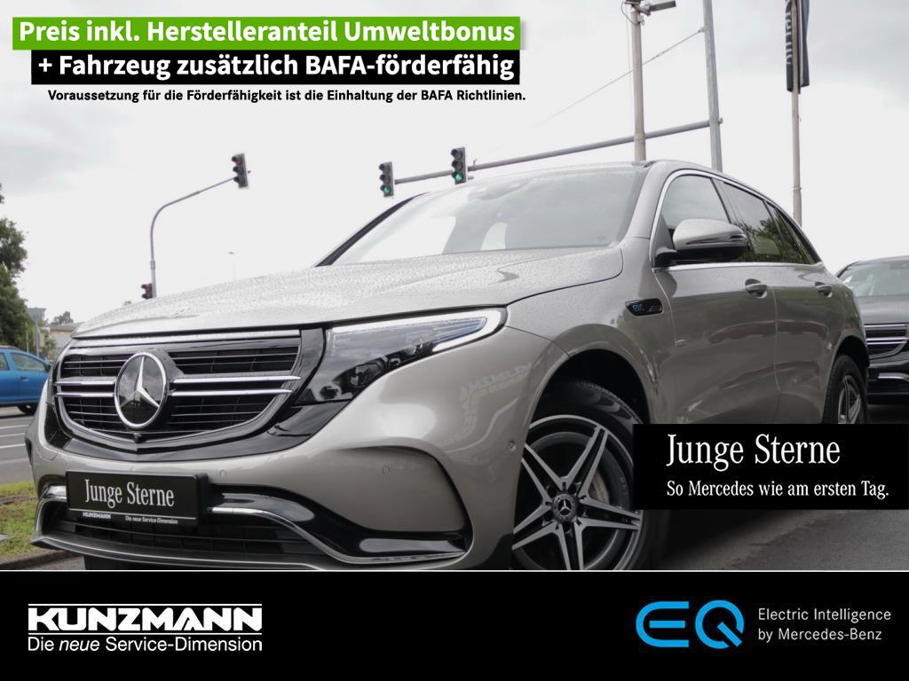 Mercedes-Benz EQC 400 4M AMG MBUX Navi 360° Kamera Distronic, Jahr 2020, Elektro