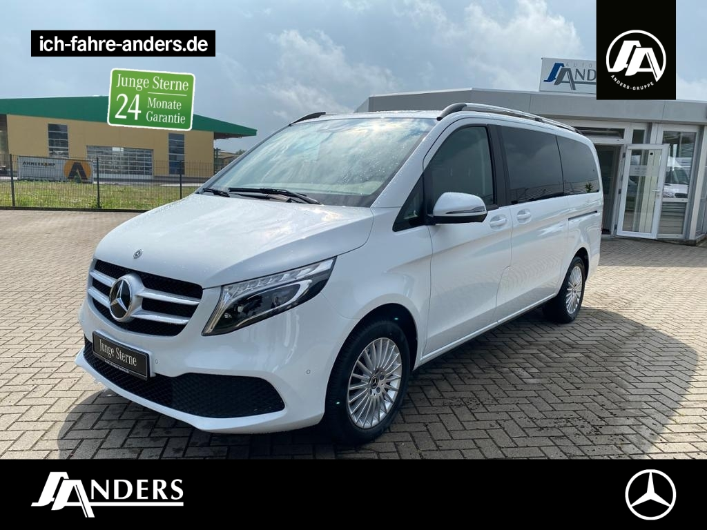 Mercedes-Benz V 220 finanzieren