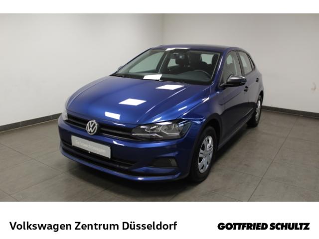 Volkswagen Polo 1.0 Trendline *SHZ*PDC*, Jahr 2018, Benzin