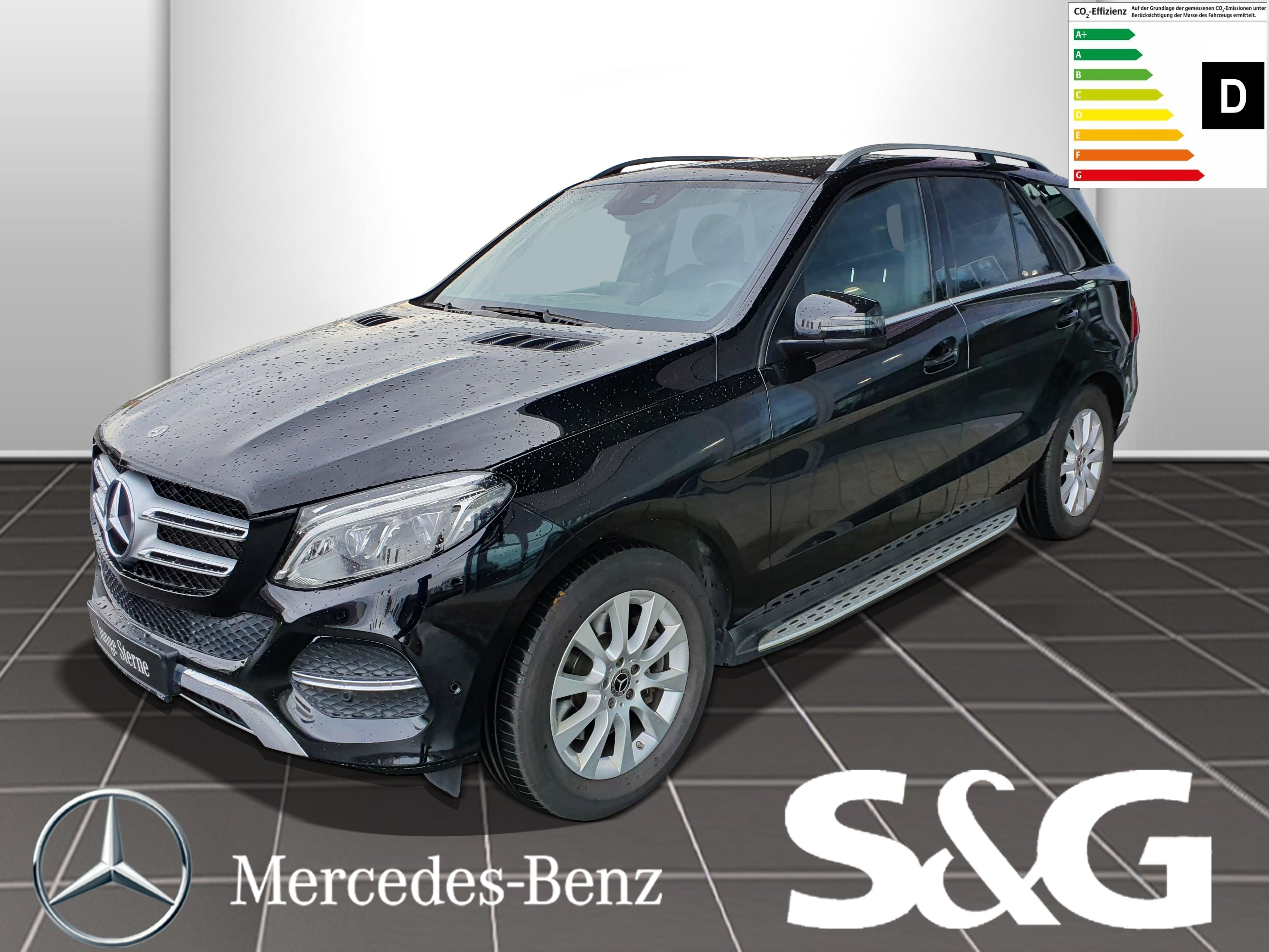 Mercedes-Benz GLE 400 4MATIC/LED/360°Kamera/THERMATIC/SoundSys, Jahr 2017, Benzin