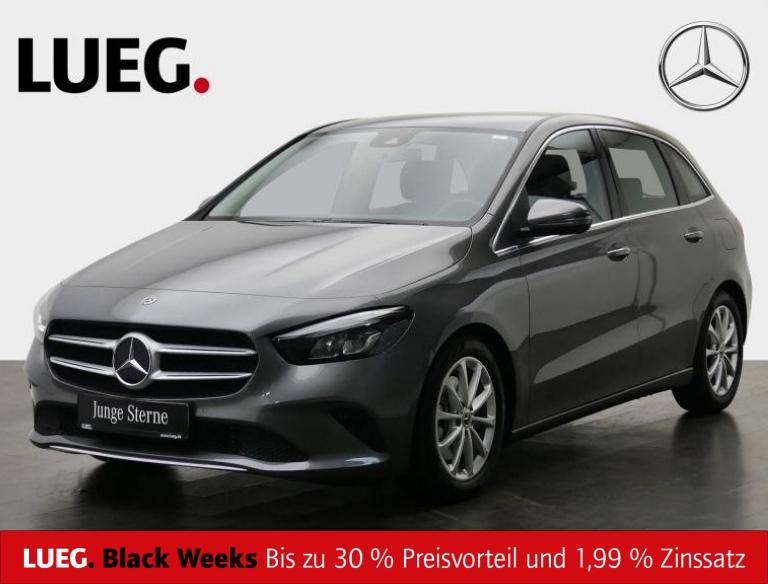 Mercedes-Benz B 220 d Progressive+MBUX+NavPrem+LED-HP+Kamera++, Jahr 2019, Diesel