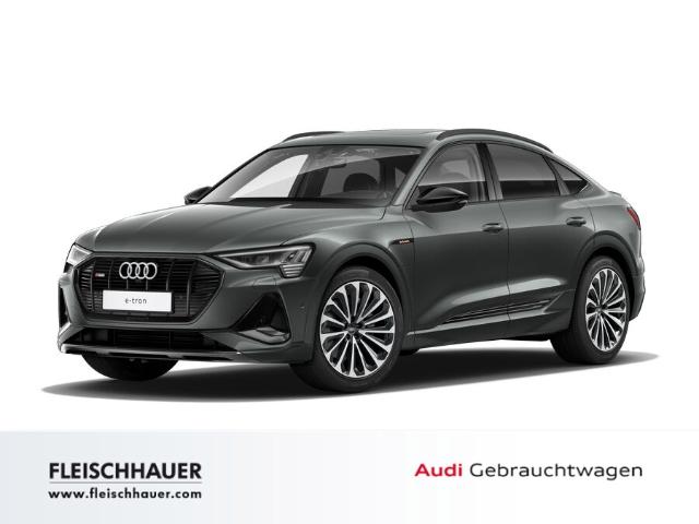 Audi e-tron Sportback S line 55 quattro, Jahr 2020, Elektro