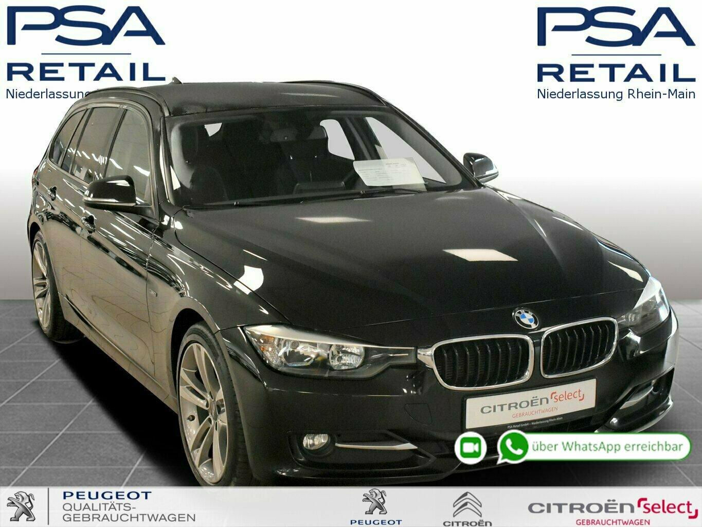 BMW 320d Touring Aut. Sport Line, Jahr 2014, Diesel